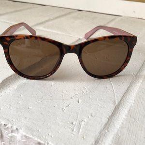 Sperry Tortoise Shell sunglasses polarized 🕶